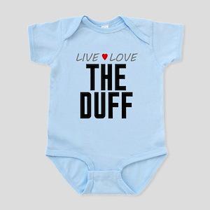 Live Love The Duff Infant Bodysuit
