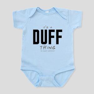 It's a Duff Thing Infant Bodysuit
