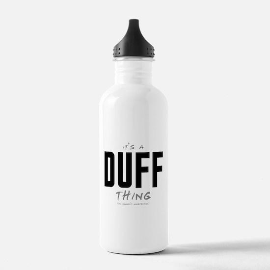 It's a Duff Thing Water Bottle