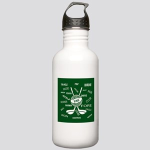 Personalized Monogram Golf Gifts Sports Water Bott