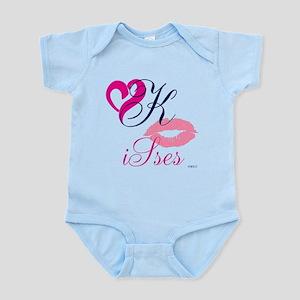 OYOOS Kisses Heart design Body Suit