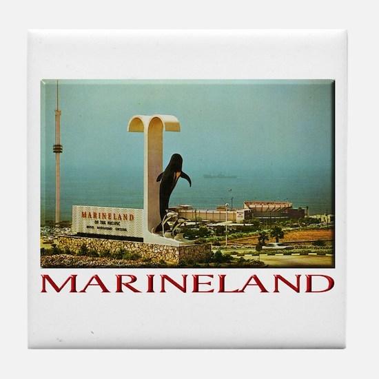 Marineland Tile Coaster