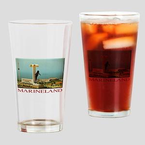 Marineland Drinking Glass