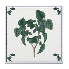 Mulberry Tile Coaster
