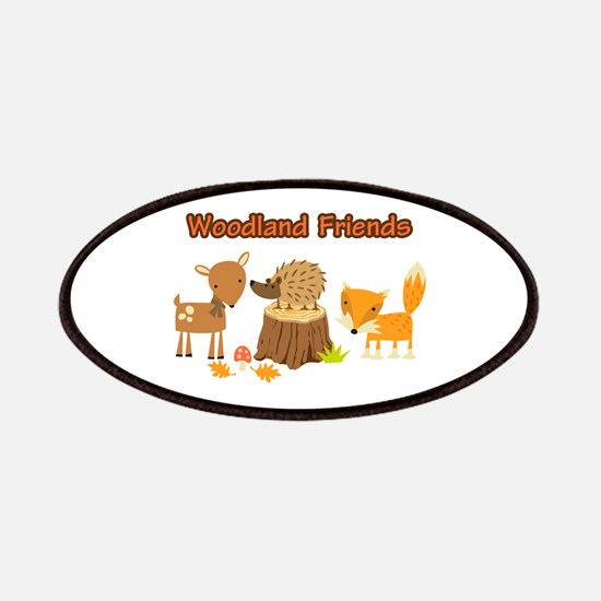 Woodland Friends Patch