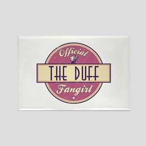 Offical The Duff Fangirl Rectangle Magnet