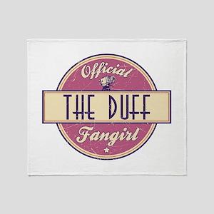 Offical The Duff Fangirl Stadium Blanket