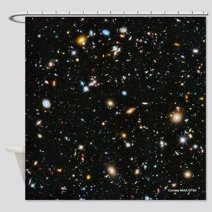 Evolving Universe Shower Curtain