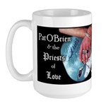 """The Priests of Love"" Large Mug"