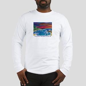 Carmel River State Beach Long Sleeve T-Shirt