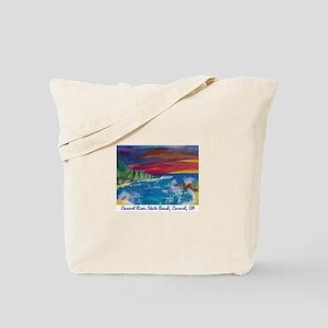 Carmel River State Beach Tote Bag