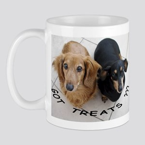 Got Treats ??? Mug