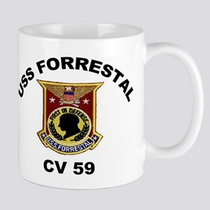 CV-59 Forrestal Mug