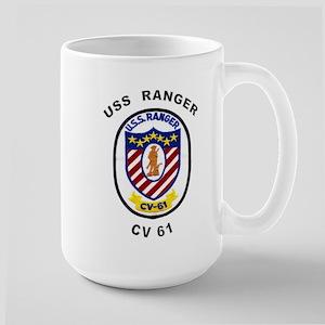CV-61 Ranger Large Mug