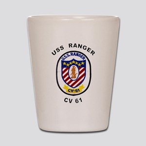 CV-61 Ranger Shot Glass