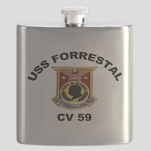 CV-59 Forrestal Flask