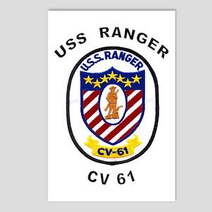 CV-61 Ranger Postcards (Package of 8)