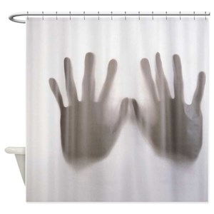 Psycho Killer Shower Curtains