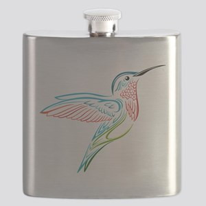 Hummingbird Flask