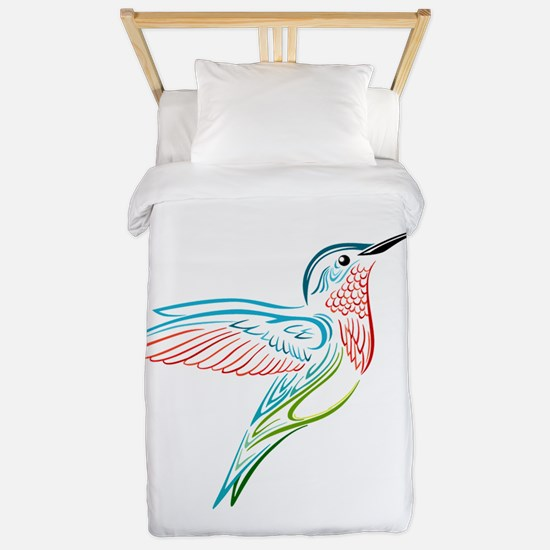 Hummingbird Twin Duvet