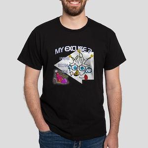 April Fool Birthday Man Dark T-Shirt