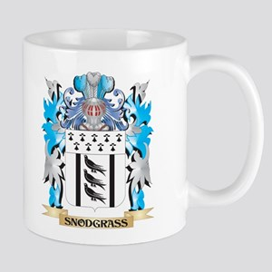 Snodgrass Coat of Arms - Family Crest Mugs