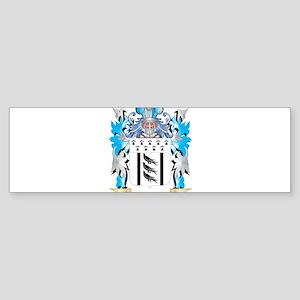 Snodgrass Coat of Arms - Family Cre Bumper Sticker