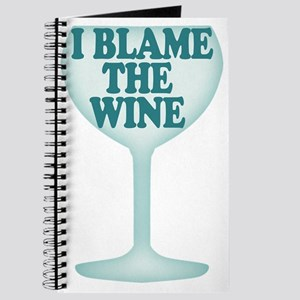 Funny Wine Drinking Humor Journal