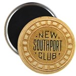 New Southport Club Magnet
