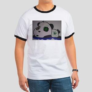WET PANDA WiTH ATTiTUDE T-Shirt