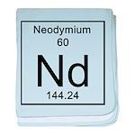 60. Neodymium baby blanket