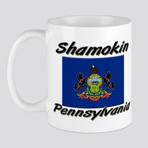 Shamokin Pennsylvania Mug