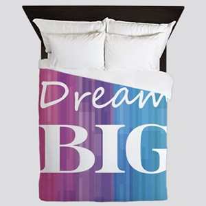 Dream Big Queen Duvet