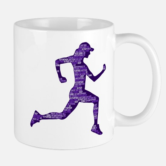 Run Hard Mugs