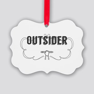 Outsider Picture Ornament
