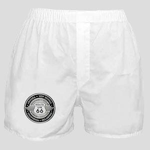 Route 66 states Boxer Shorts