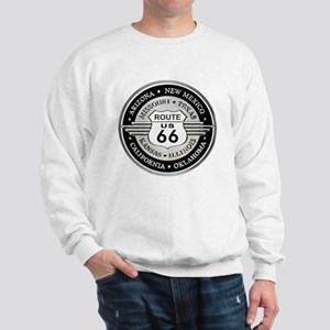 Route 66 states Sweatshirt