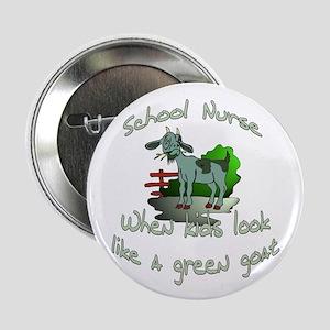 Goat Nurse Button