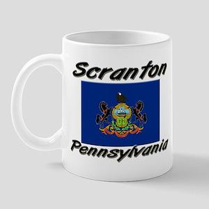 Scranton Pennsylvania Mug