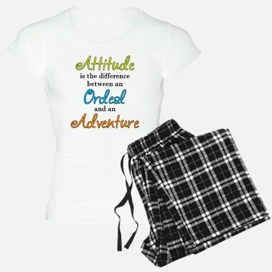 Attitude Quote Pajamas