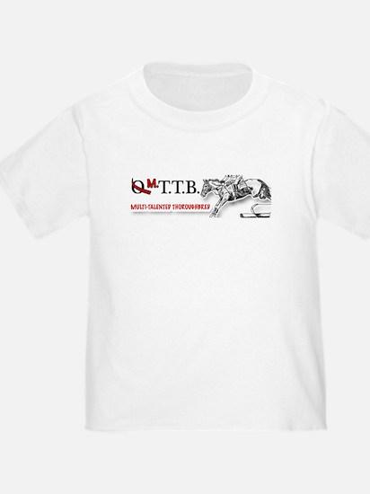 MTTB: Multi-Talented Thoroughbred T-Shirt