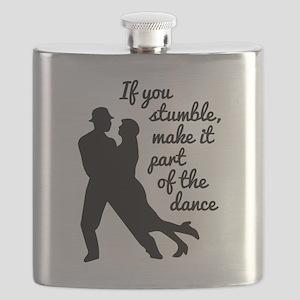 If you stumble Flask