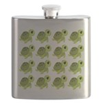 Sea Turtles Flask