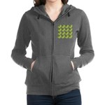 Sea Turtles Women's Zip Hoodie