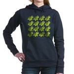 Sea Turtles Women's Hooded Sweatshirt