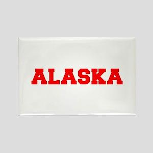 ALASKA-Fre red 600 Magnets