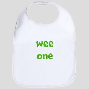Wee One Bib