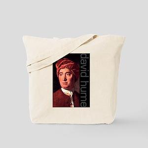 David Hume Tote Bag