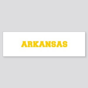 ARKANSAS-Fre gold 600 Bumper Sticker