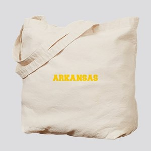 ARKANSAS-Fre gold 600 Tote Bag
